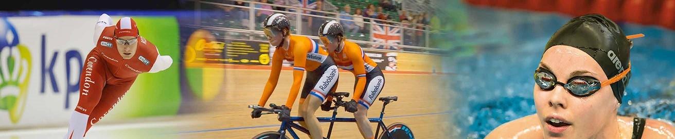 Topsport Academie Amsterdam athletes